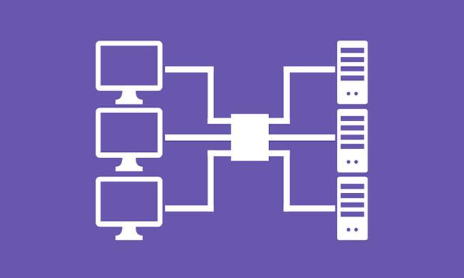 KVM matrix systems scheme